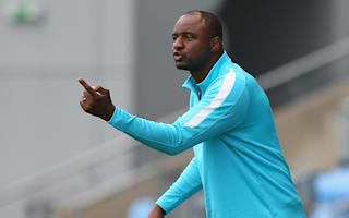 Vieira hopes MLS experience puts him in frame to replace Guardiola