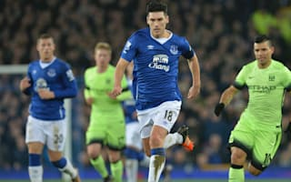 Manchester City v Everton: Barry laments lack of form ahead of second leg