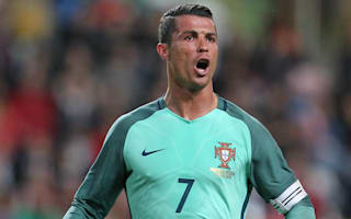 Portugal 2 Belgium 1: Ronaldo seals win after Belgians honour Brussels victims