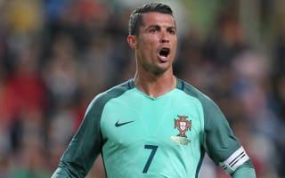 Portugal 2 Belgium 1: Ronaldo seals win after Belgians honour Brussels victims