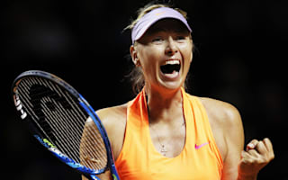Sharapova: Don't compare me to Federer