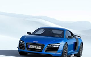Major Lasers! Audi unveils 562bhp Audi R8 with cutting-edge headlights