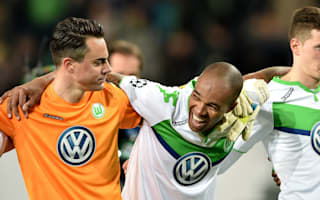 Naldo: Wolfsburg can beat anyone