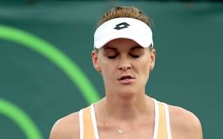 Radwanska hopes to be fit for French Open after Madrid withdrawal
