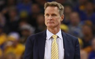 Kerr returns to Warriors practice, not yet ready for full comeback