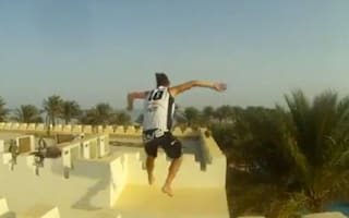 Video: When freerunning goes very wrong