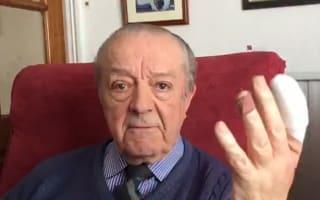 UK spider bite pensioner to have part of finger amputated