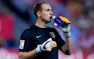 Oblak: Atleti need consistency and luck
