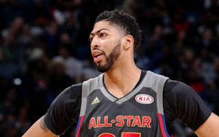 Pelicans' Davis sets All-Star Game scoring record to win MVP