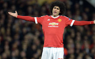 Manchester United mocked after Fellaini congratulations