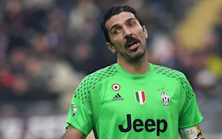 Buffon: Inter better than Barcelona and Real Madrid