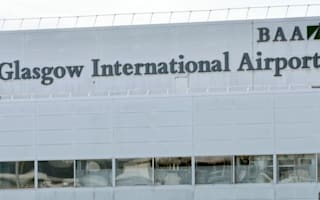 Two pilots 'impaired by alcohol' arrested at Glasgow Airport