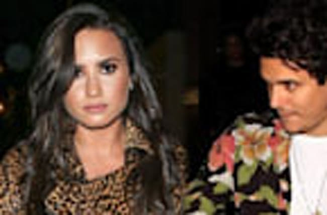 Demi Lovato Moving On From Wilmer Breakup With John Mayer?