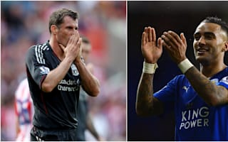 I won the league, you haven't - Danny Simpson, Jamie Carragher in Twitter spat