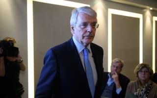 Sir John Major urges 'more charm, less cheap rhetoric' in Brexit talks