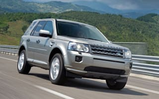 New Freelander set to be the first 2WD Land Rover
