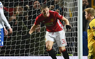 Manchester United 4 Wigan Athletic 0: Returning Schweinsteiger caps easy win for cup holders