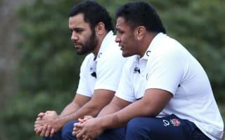 'He's got to learn the rules first' - Mako Vunipola jokes over Billy's NFL interest