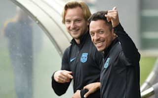 Adriano back in Barcelona squad