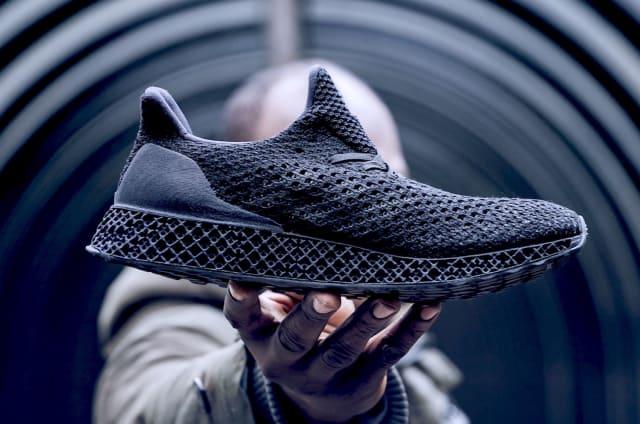 Estas zapatillas de Adidas están impresas en 3D y cuestan 333 dólares