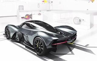 Aston Martin and Red Bull Racing reveal supercar collaboration
