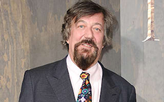 Stephen Fry beats David Beckham as ideal celebrity holiday companion