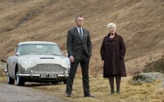 The star cars of Bond's Skyfall