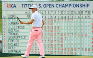 U.S. Open social round-up: Record-breaker Thomas steals show, holes incredible putt