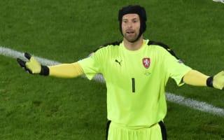 Cech checks out of Czech Republic duty