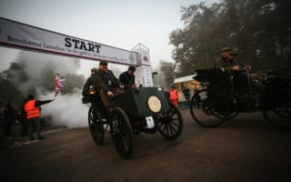 London to Brighton Veteran Car Run finishes for another year