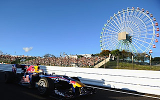 F1 drivers rally round to support victims of Japanese quake