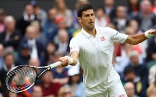 Imperious Djokovic eases into third round at Wimbledon
