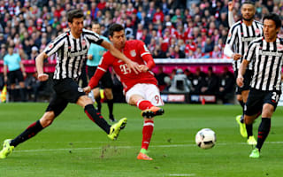 46 not out - Bayern continue home scoring streak against Frankfurt