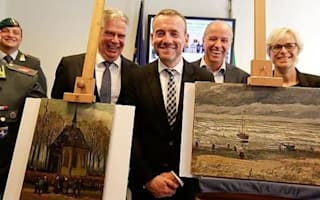 Stolen van Gogh paintings recovered in Italy