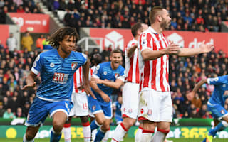 Stoke City 0 Bournemouth 1: Ake header the difference as Potters' revival falters