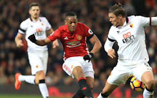 Match-winner Martial earned chance with hard work - Mourinho