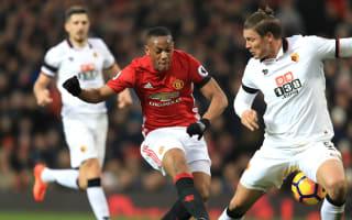 Match-winner Martial earned chance with hard work - Mourinho