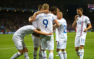 Portugal 1 Iceland 1: Bjarnason into the record books as Ronaldo misses chance at history