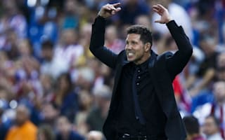 Simeone refuses to name Atletico as Champions League contenders