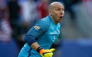 Middlesbrough snap up goalkeeper Guzan
