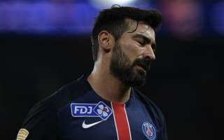 Blanc: No January transfer for Lavezzi