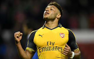Oxlade-Chamberlain admits he could leave Arsenal for first-team football