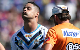 Hayne hurt as Knights win at last, Sharks thrash Raiders