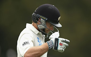 Ill Williamson a fitness doubt for New Zealand