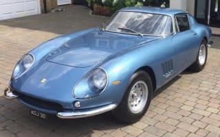 John Terry reveals latest Ferrari purchase