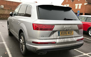 Living with an Audi Q7: Fourth report