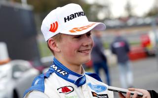 JustGiving page raises half a million pounds for teen racer following horrific F4 crash