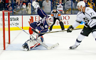 Blue Jackets win 10th straight, Jagr moves second on all-time list