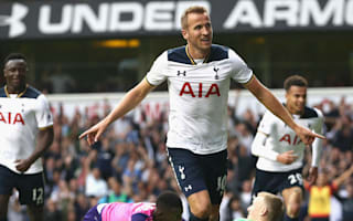 Kane back in Spurs squad to face Arsenal