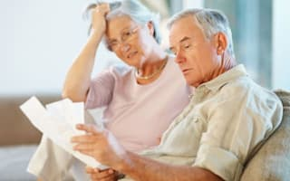 One in seven people are retiring with no pension